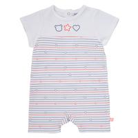 textil Børn Buksedragter / Overalls Noukie's NOLAN Flerfarvet