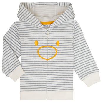 textil Dreng Sweatshirts Noukie's CAM Hvid