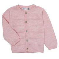 textil Pige Veste / Cardigans Noukie's NOAM Pink
