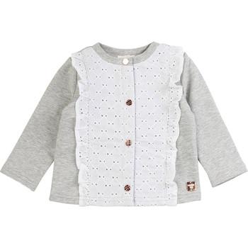 textil Pige Veste / Cardigans Carrément Beau LEA Grå