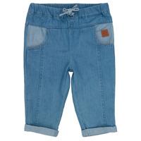 textil Dreng Smalle jeans Carrément Beau MILOUD Blå