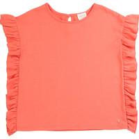 textil Pige T-shirts m. korte ærmer Carrément Beau LEANA Pink