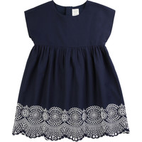 textil Pige Korte kjoler Carrément Beau LISE Blå