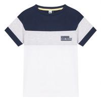 textil Dreng T-shirts m. korte ærmer 3 Pommes NORA Hvid