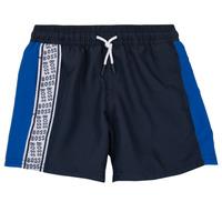 textil Dreng Shorts BOSS MOZEL Blå
