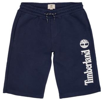 textil Dreng Shorts Timberland OMAR Blå