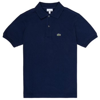 textil Dreng Polo-t-shirts m. korte ærmer Lacoste LOLLA Marineblå
