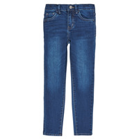 textil Pige Jeans - skinny Levi's 710 SUPER SKINNY Blå