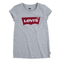 textil Pige T-shirts m. korte ærmer Levi's BATWING TEE Grå