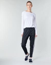 textil Dame Træningsbukser adidas Performance W ID 3S Snap PT Sort