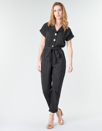 textil Dame Buksedragter / Overalls Betty London MYRTIL Sort