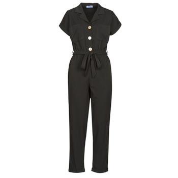 textil Dame Buksedragter / Overalls Betty London MYRTIL Sort