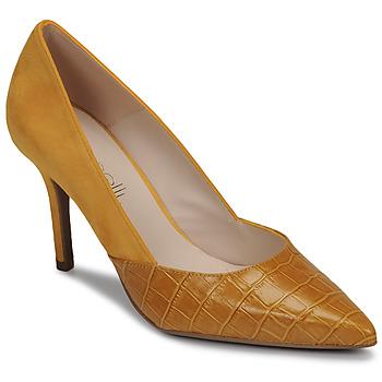Sko Dame Højhælede sko Fericelli MARIA Gul