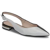Sko Dame Ballerinaer Fericelli MANU Sort / Og / Hvid