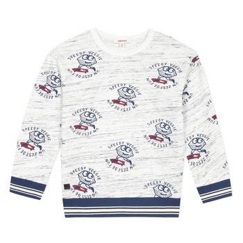 textil Dreng Sweatshirts Catimini KATEL Hvid