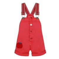 textil Pige Buksedragter / Overalls Catimini SIBYLLE Rød