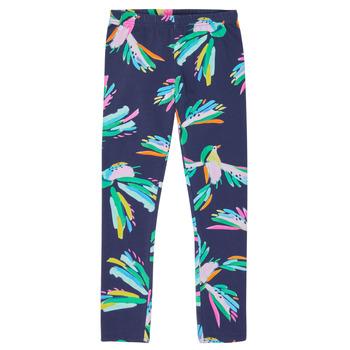 textil Pige Leggings Catimini LOUANE Blå