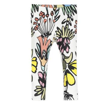 textil Pige Leggings Catimini ALICE Hvid