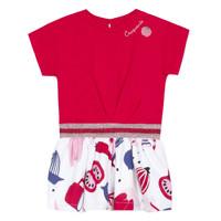 textil Pige Korte kjoler Catimini DAMIANO Rød