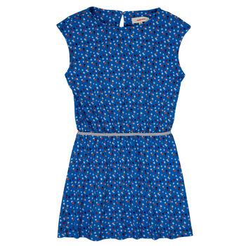 textil Pige Korte kjoler Catimini SWANY Blå