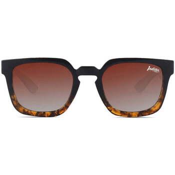 Ure & Smykker Solbriller The Indian Face Tarifa Brun
