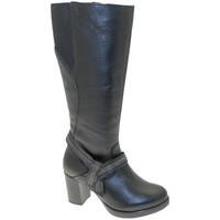 Sko Dame Chikke støvler Calzaturificio Loren LOC3860ne nero