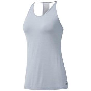 textil Dame Toppe / T-shirts uden ærmer Reebok Sport Wor AC Tank Hvid