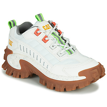 Sko Lave sneakers Caterpillar INTRUDER Hvid