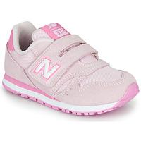 Sko Børn Lave sneakers New Balance YV373SP-M Pink