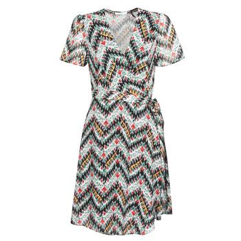 textil Dame Korte kjoler Les Petites Bombes V7205 Flerfarvet