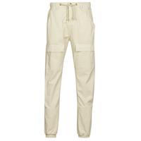 textil Herre Cargo bukser Urban Classics TANDO Beige