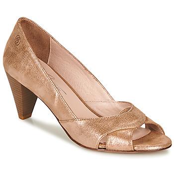 Sko Dame Højhælede sko Betty London MIRETTE Guld