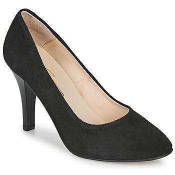 Sko Dame Højhælede sko Betty London MONDA Sort