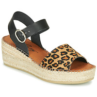 Sko Dame Sandaler Betty London MARILUS Leopard