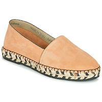 Sko Dame Espadriller Betty London MARILA Cognac