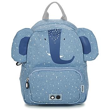 Tasker Børn Rygsække  TRIXIE MISTER ELEPHANT Blå
