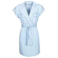 textil Dame Korte kjoler Noisy May NMVERA Blå / Lys