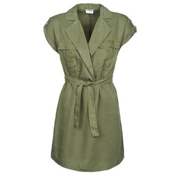 textil Dame Korte kjoler Noisy May NMVERA Kaki