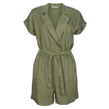 textil Dame Buksedragter / Overalls Noisy May NMNATHALIE Kaki
