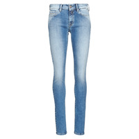 textil Dame Jeans - skinny Replay LUZ Blå / Medium