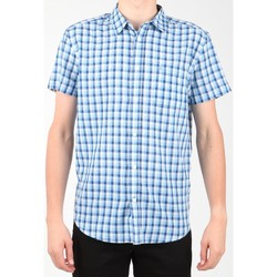 textil Herre Skjorter m. korte ærmer Wrangler S/S 1 PKT Shirt W5860LIRQ Multicolor