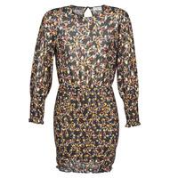 textil Dame Korte kjoler Moony Mood FOUTILA Sort