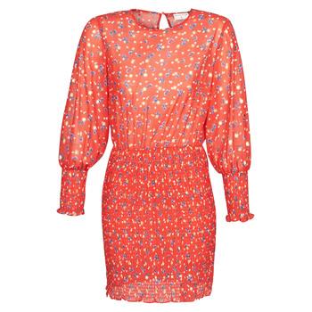 textil Dame Korte kjoler Moony Mood FANETTE Rød