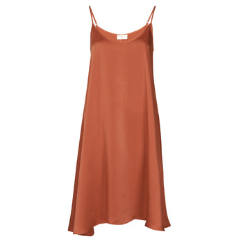 textil Dame Korte kjoler Moony Mood FANETTI Brun