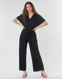 textil Dame Buksedragter / Overalls Moony Mood CLOKES Sort