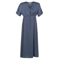 textil Dame Lange kjoler Betty London MOUDA Marineblå