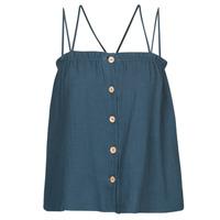 textil Dame Toppe / Bluser Betty London  Marineblå