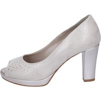 Sko Dame Højhælede sko Lady Soft Decollete sko BP511 Beige
