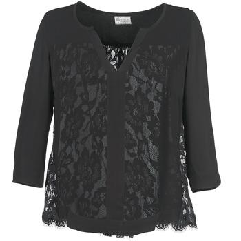 textil Dame Toppe / Bluser Stella Forest STIRPIA Sort