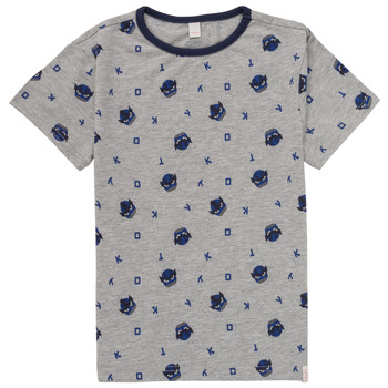 textil Dreng T-shirts m. korte ærmer Esprit EUGENIE Grå